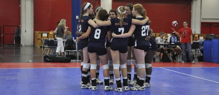 Texas Volleyball Tour Tournaments