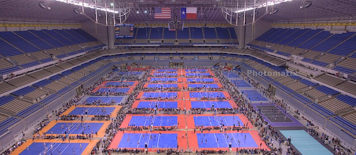 Texas Volleyball Tour Tournaments